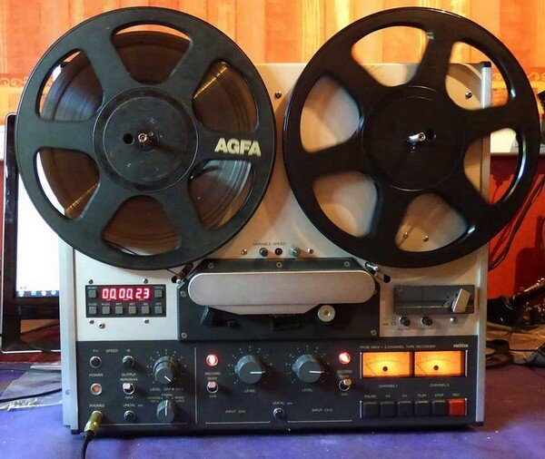 repair reel to reel revox